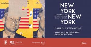 NEW YORK NEW YORK. Arte Italiana: la riscoperta dell'America