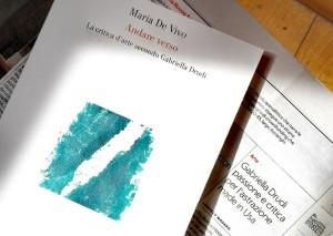 """Lorenzo Madaro, """"Gabriella Drudi passione e critica per l'astrazione made in USA"""", La Repubblica Roma, 12 marzo 2018"""