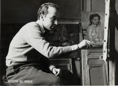 1 via di porta pinciana feb 1942